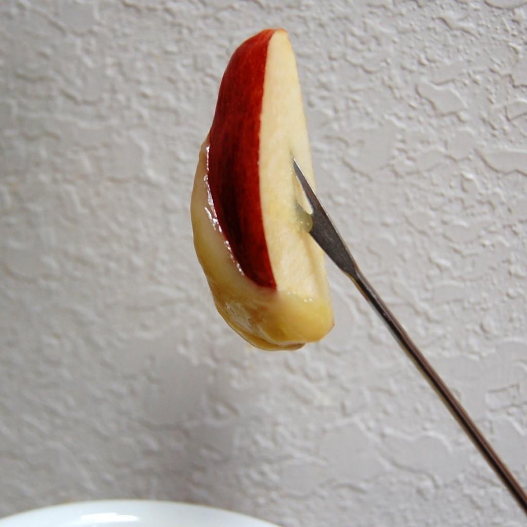 Apple Brie Fondue
