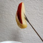 Apple Brie Fondue