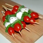 Caprese Kebabs