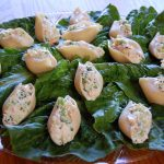 Crab Stuffed Jumbo Shells