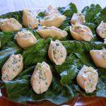 Crab Stuffed Jumbo Shells