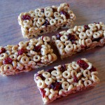 Cranberry Cereal Bars