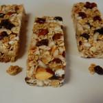 Granola Fruit & Nut Bars