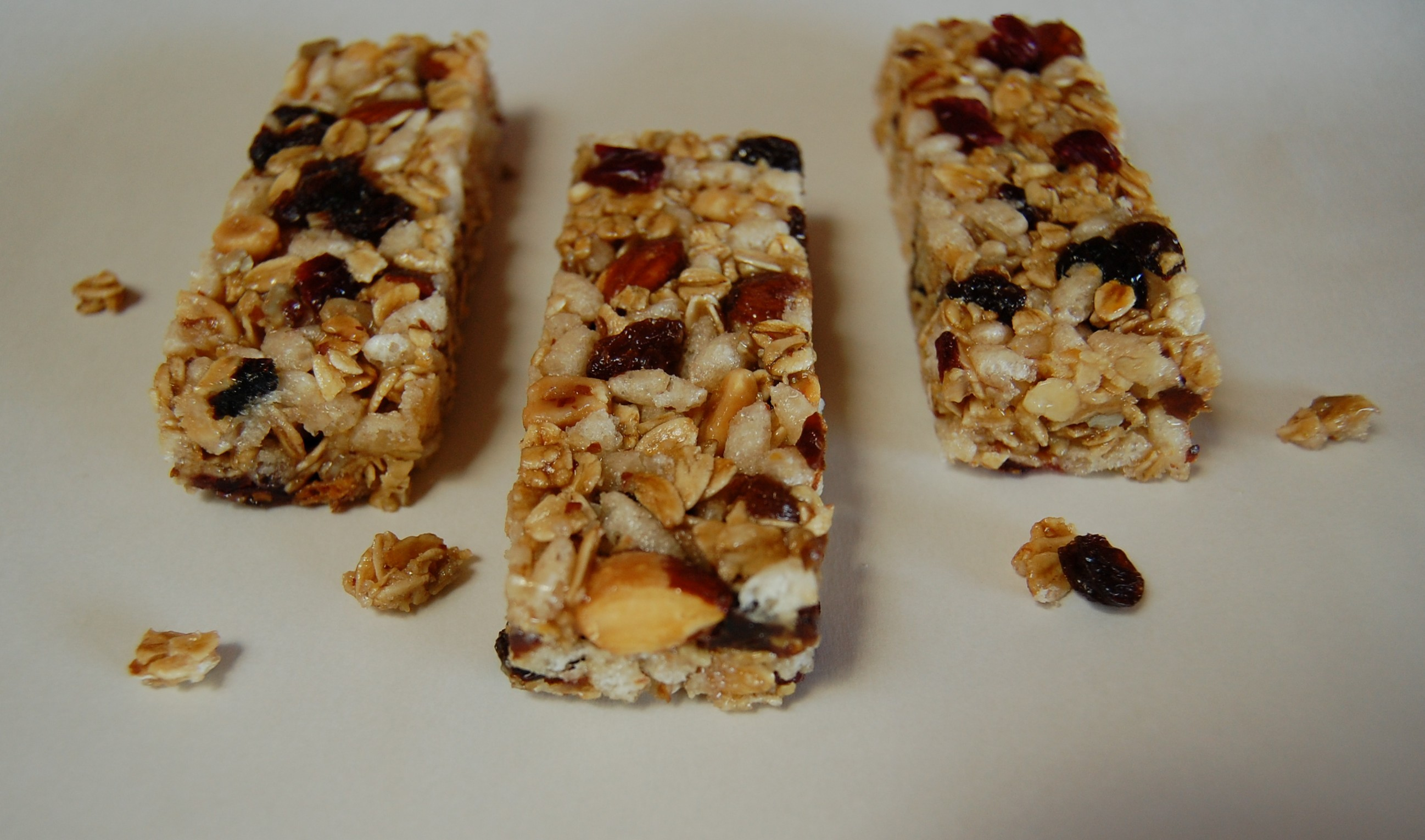 Granola Fruit & Nut Bars | Cooking Mamas