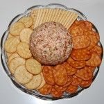 Smoked Salmon Cheese Ball