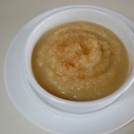 Old-Fashioned Applesauce