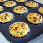 Bacon Cheddar & Chive Corn Muffins