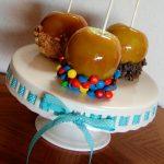 Candy Caramel Apples