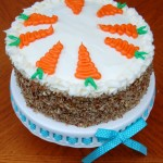 Carolee's Carrot Cake with Cream Cheese Frosting