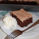 Coo-Coo for Cocoa Cake
