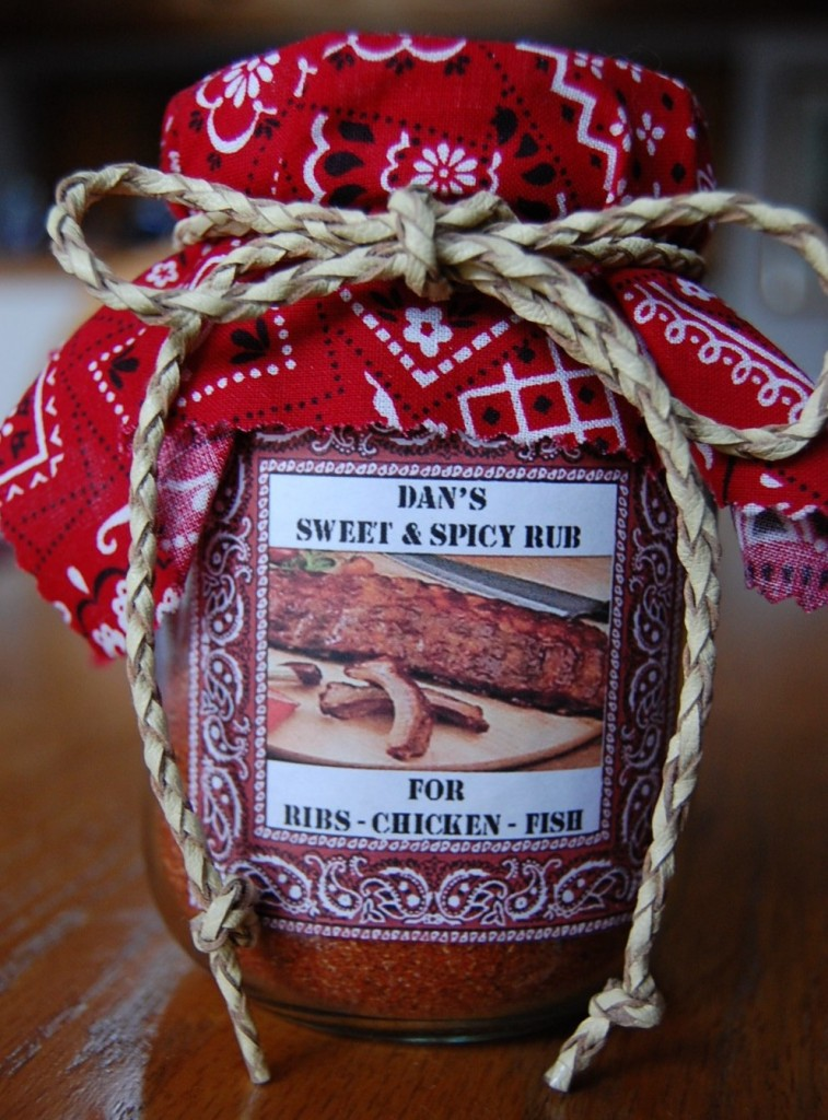 Dan's Sweet & Spicy Rub