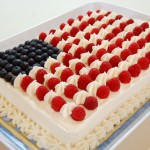 Old Glory Cake