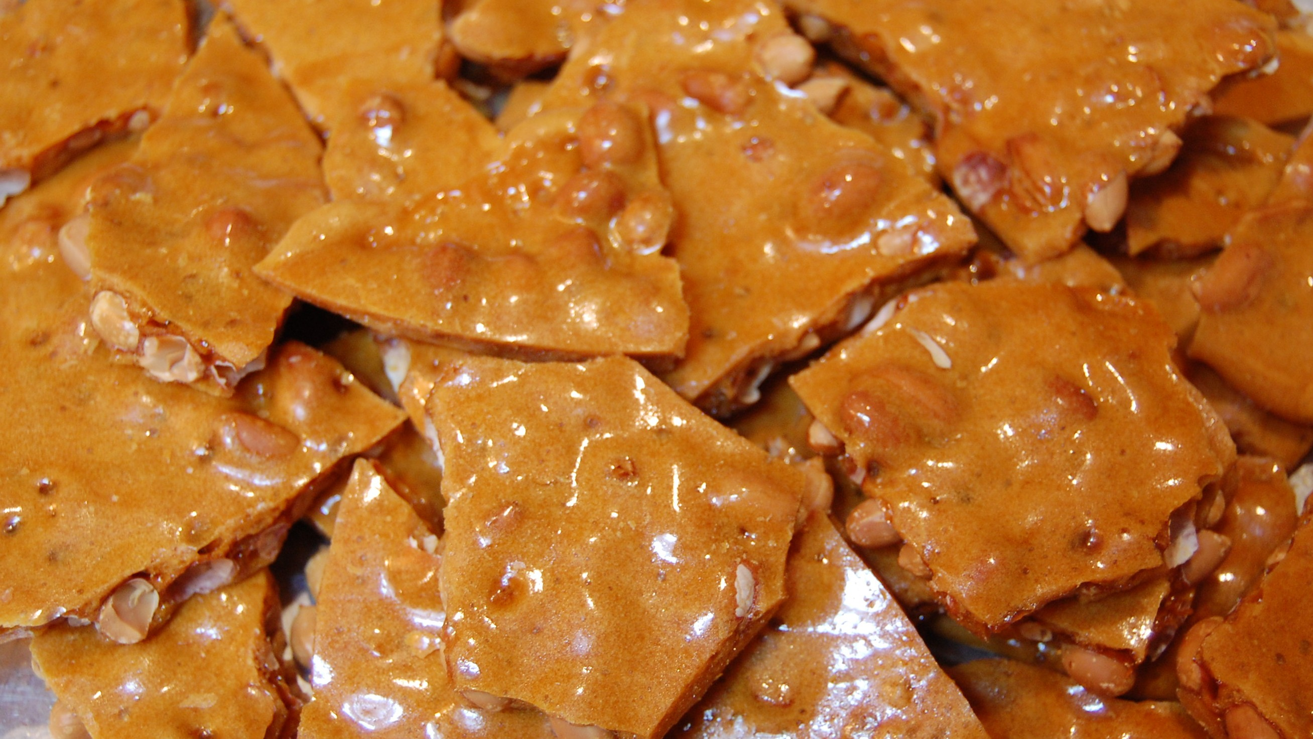 A Yummy Celebration on National Peanut Brittle Day | From ...