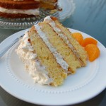 Pineapple Mandarin Orange Cake