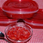 Sally's Strawberry Freezer Jam