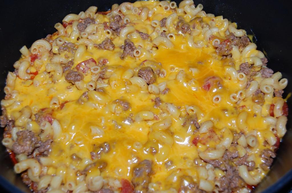 Taco Macaroni Skillet