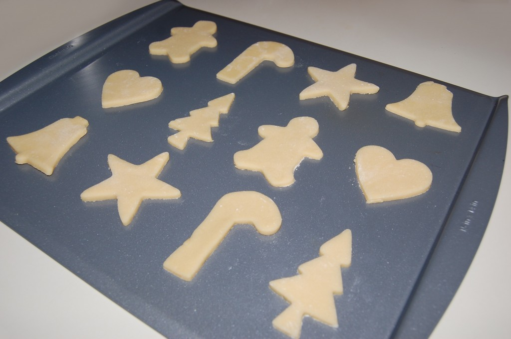 All Occaision Cut Out Cookies