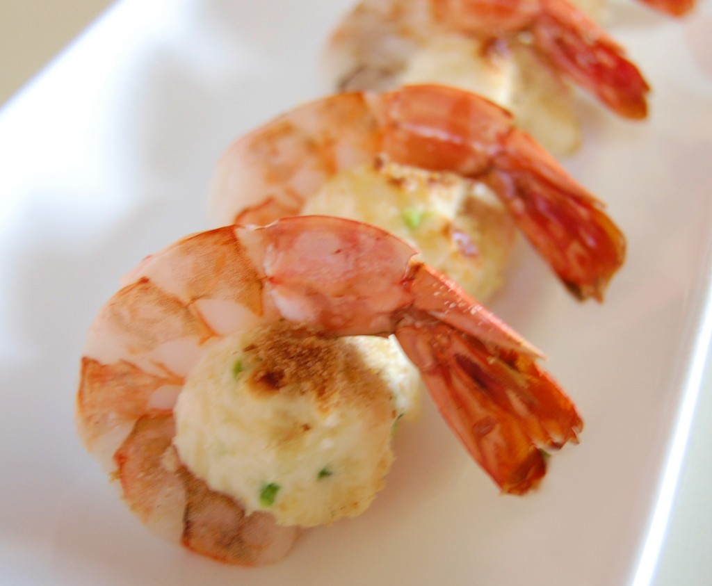 Asiago Shrimp