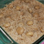 Beefy Mushroom Rice