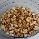 Caramel Corn and Peanuts