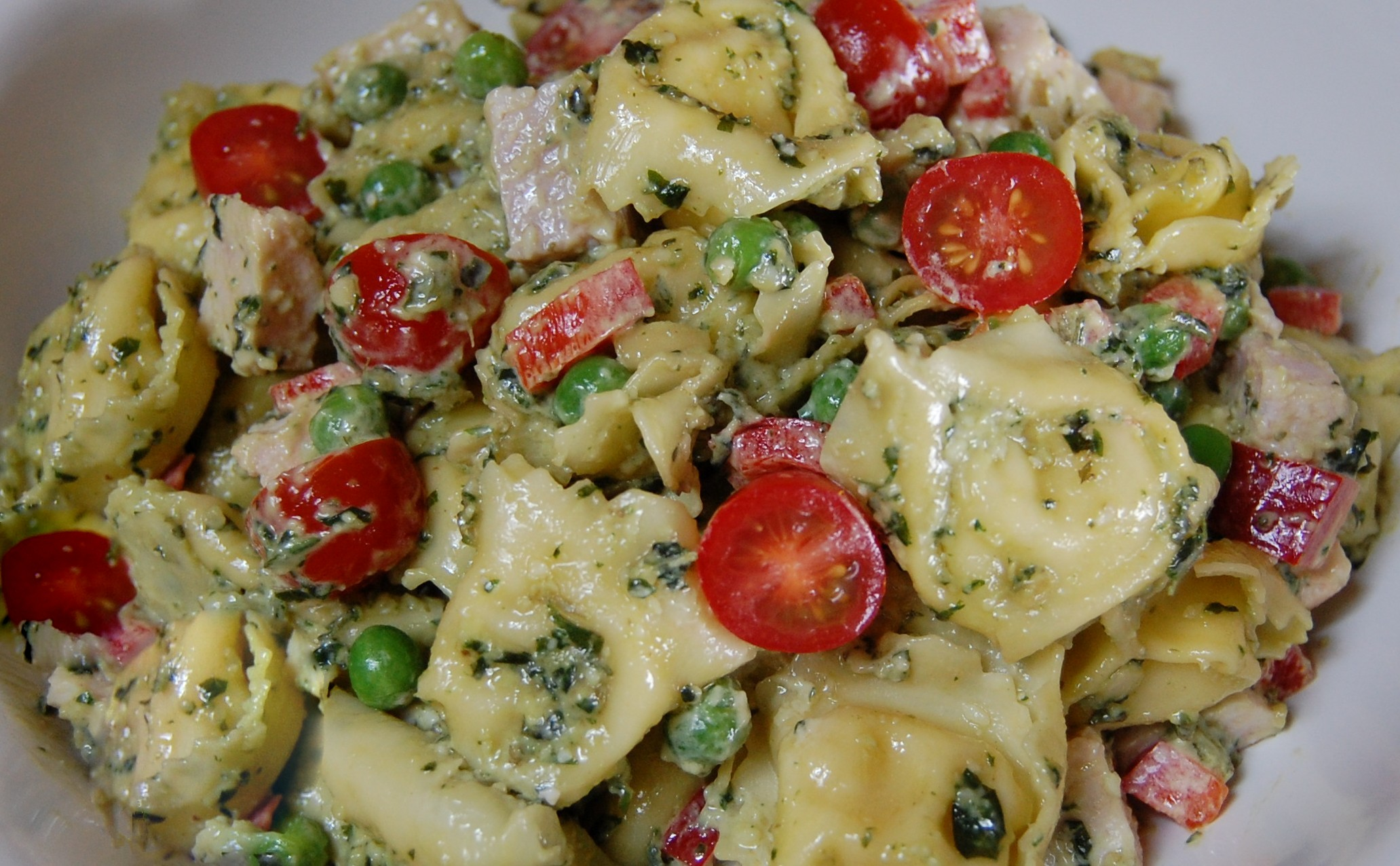 filed under pasta salads salads