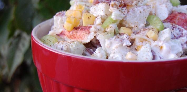 Crab Boil Potato Salad