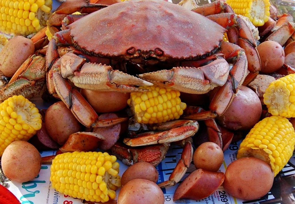 how to tell if dungeness crab is cooked