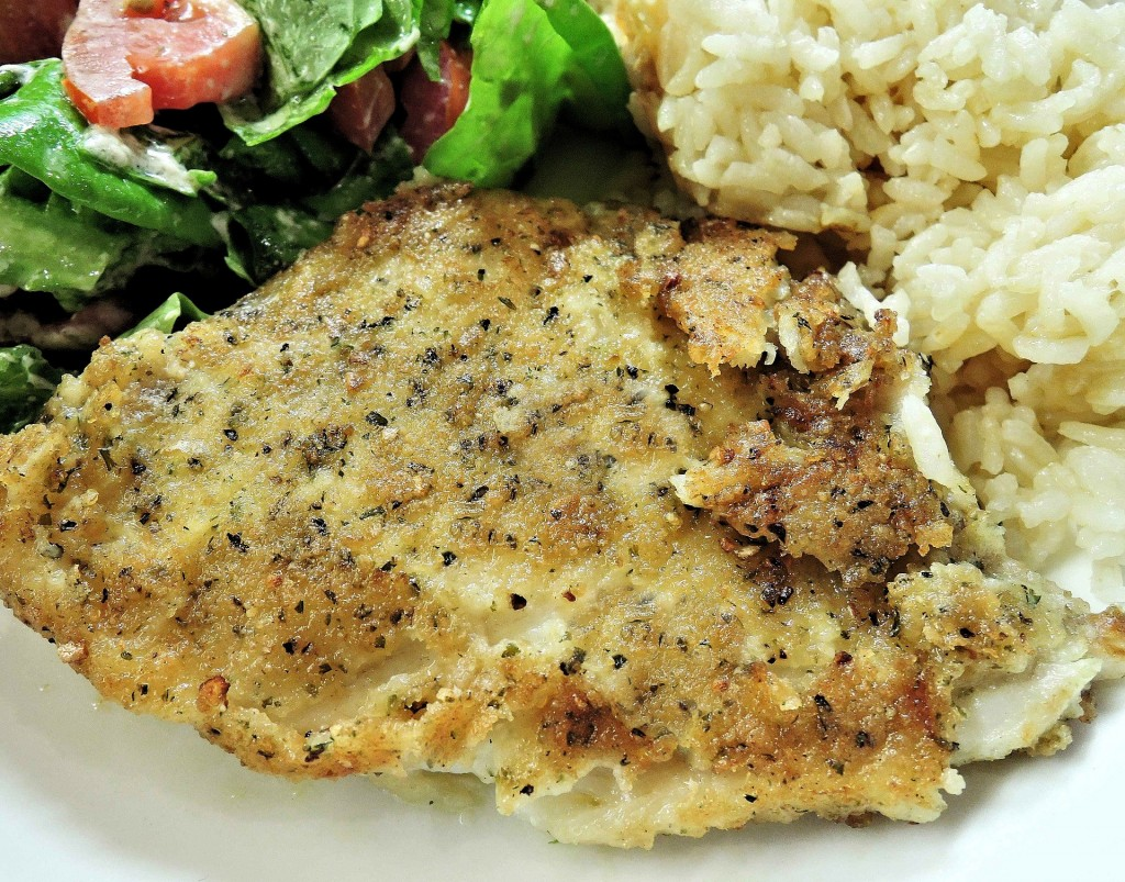 Lemon Baked Sole
