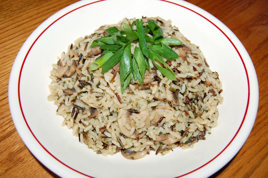 Lynns White and Wild Rice