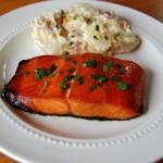 Miso-yaki Salmon