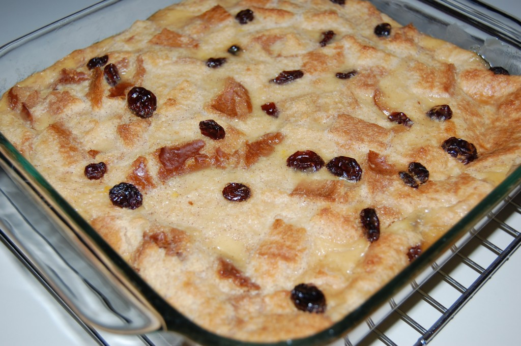 My Mommas Bread Pudding