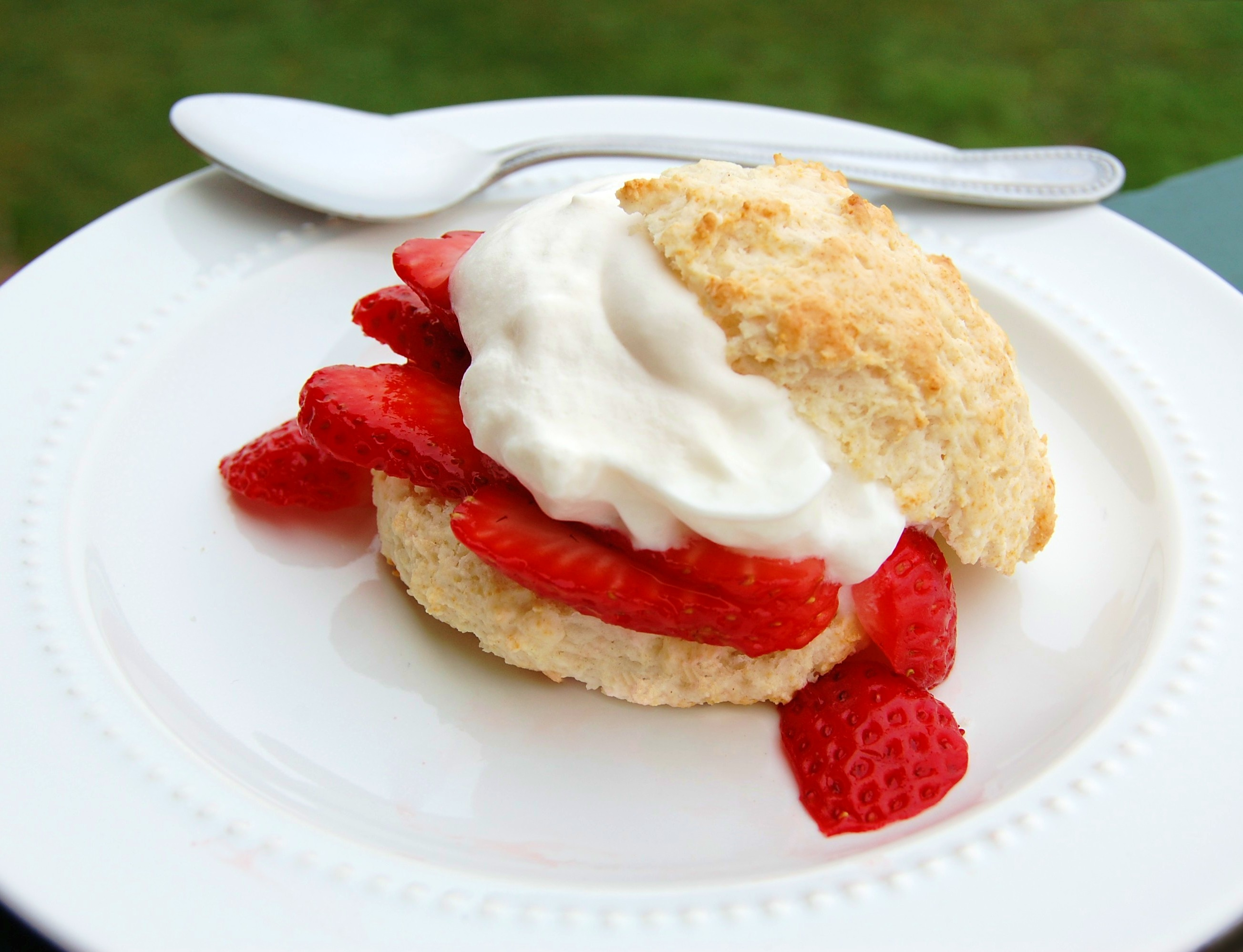 Old Fashioned Strawberry Shortcake | Cooking Mamas