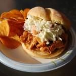 BBQ Chicken Sandwiches or Sliders