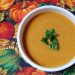 Pumpkin-Peanut Butter Soup