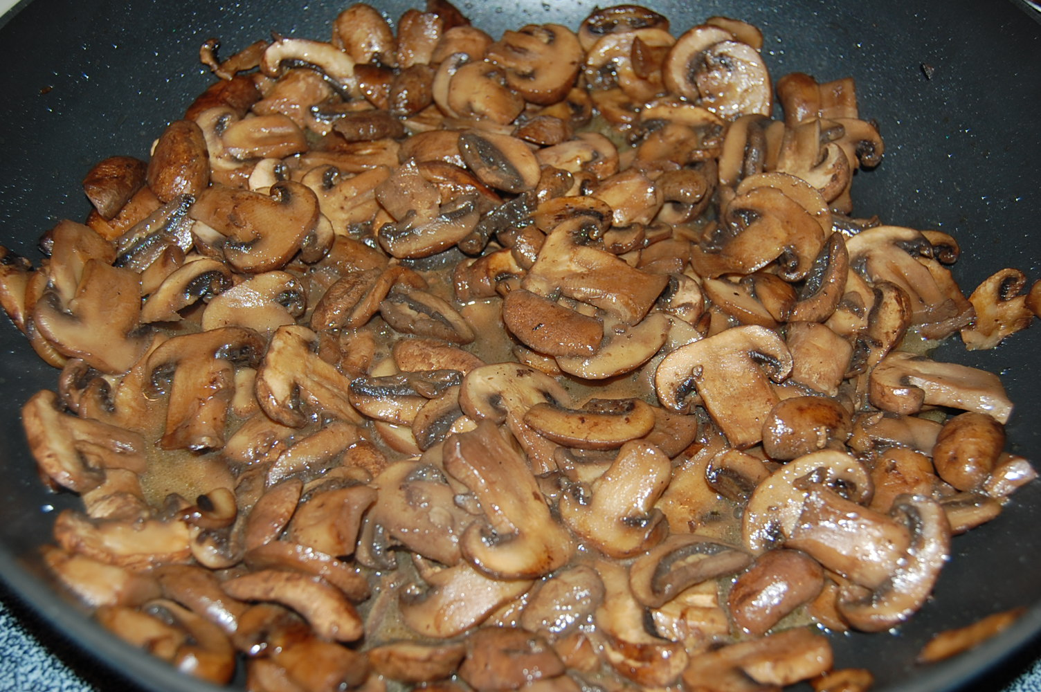 Recipe For Steak In Mushroom Sauce