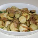 Sautéed Zucchini & Onions