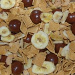 Spunky Monkey Snack Mix