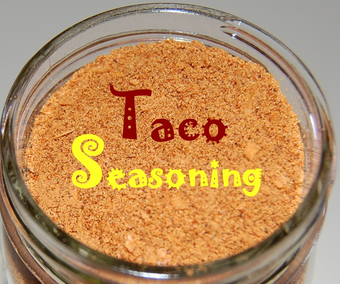 Beef Tacos with Homemade Taco Seasoning | Cooking Mamas