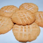 Tim's Peanut Butter Cookies