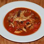 Wild Turkey Chili
