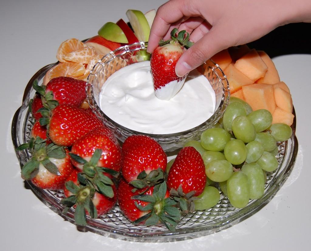 Deb's Fruit Dip
