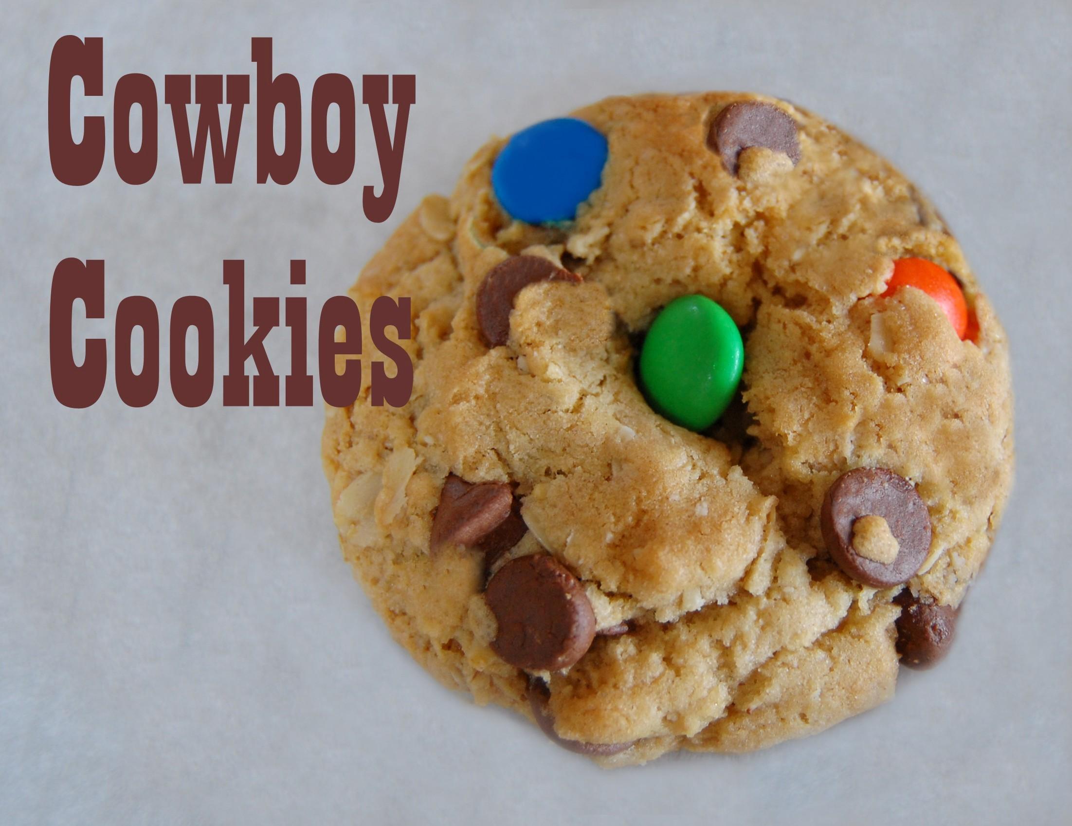 Cowboy Cookies | Cooking Mamas