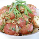 Bacon & Herb Potato Salad