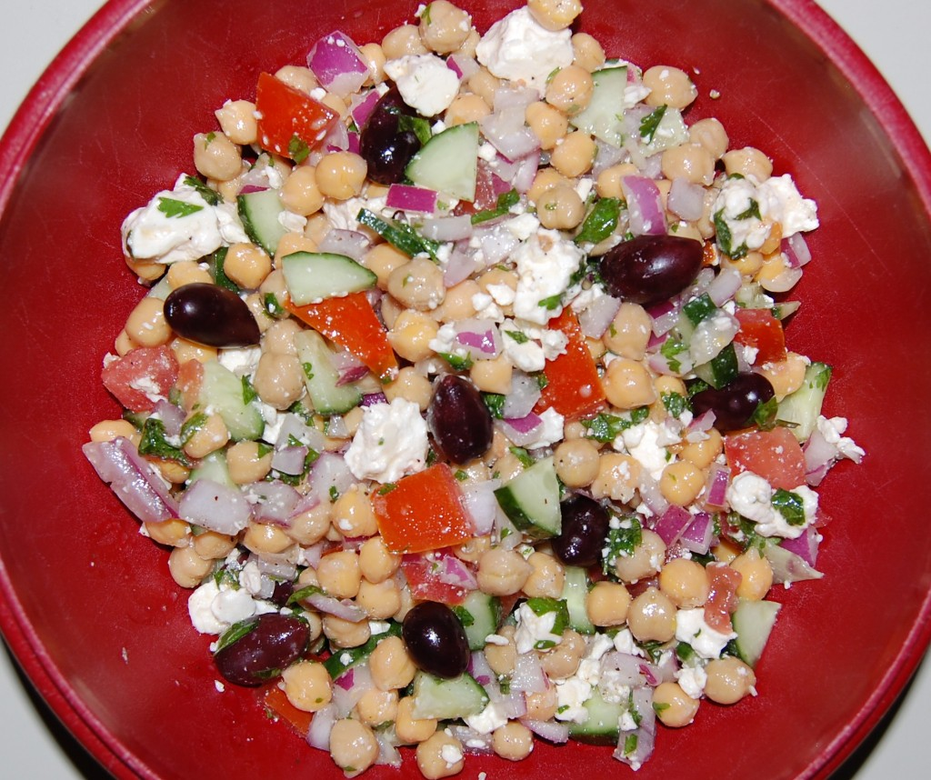Filed Under: Bean & Legume Salads , SALADS