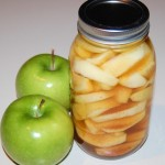 Apple Pie Filling & Crisp