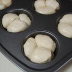 Buttery Cloverleaf Rolls