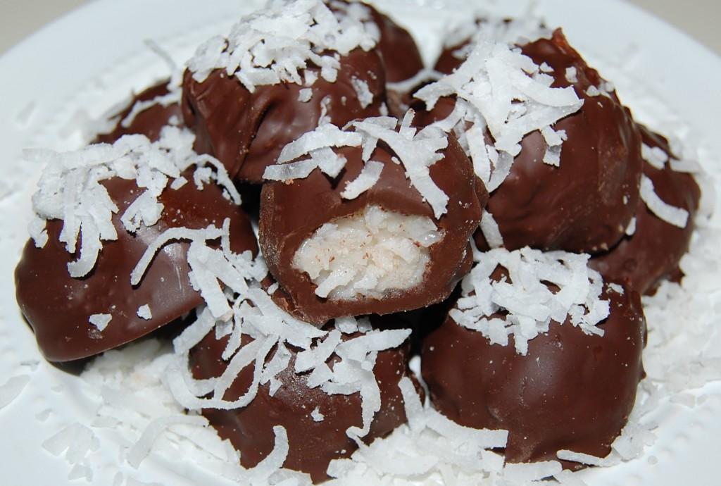 Coconut Bon Bons