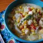 Scallop & Bacon Chowder