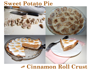 ... cinnamon sweet potato pie with cinnamon refrigerated pie crust sweet