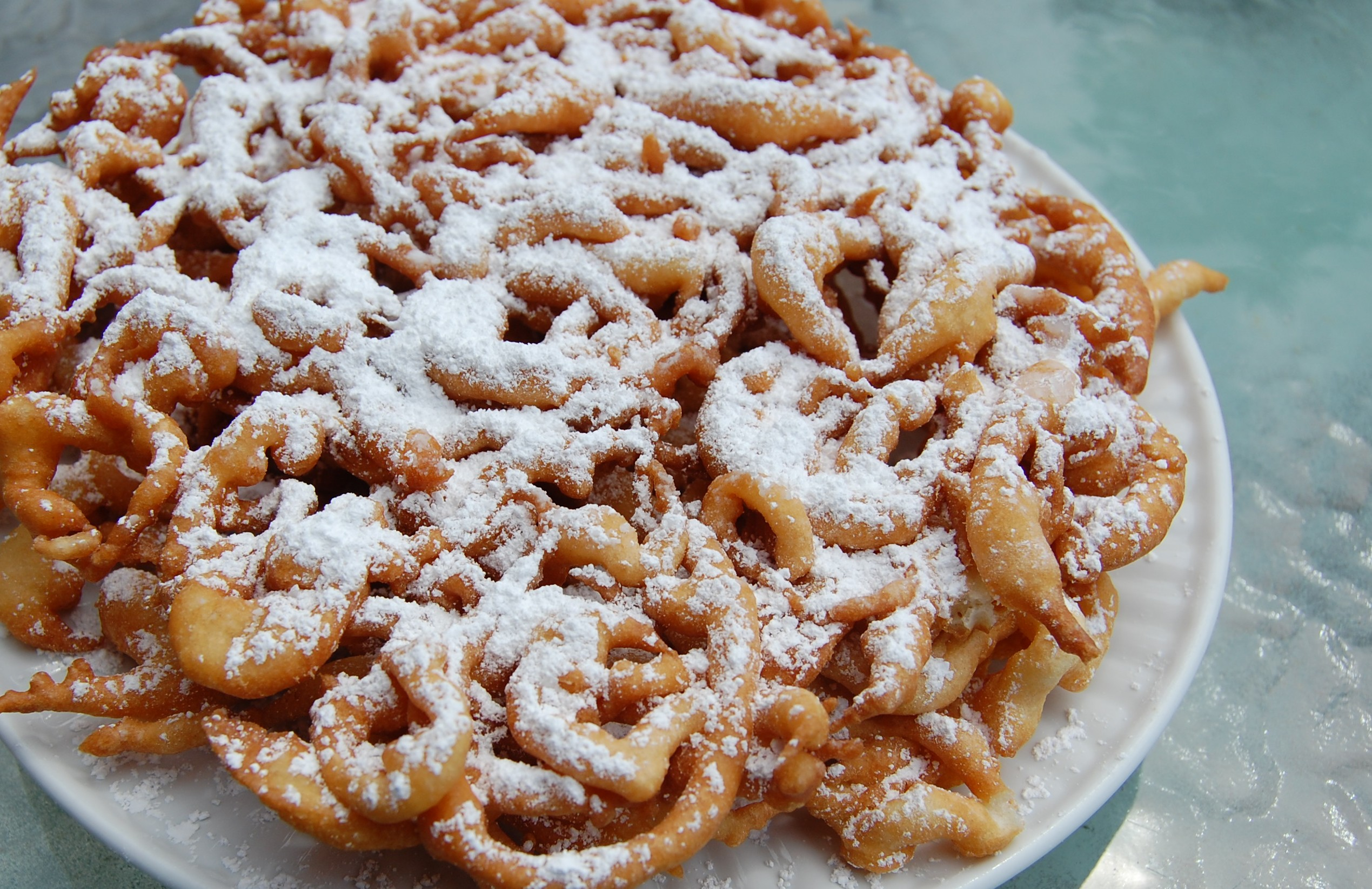 Funnel Cakes | Cooking Mamas